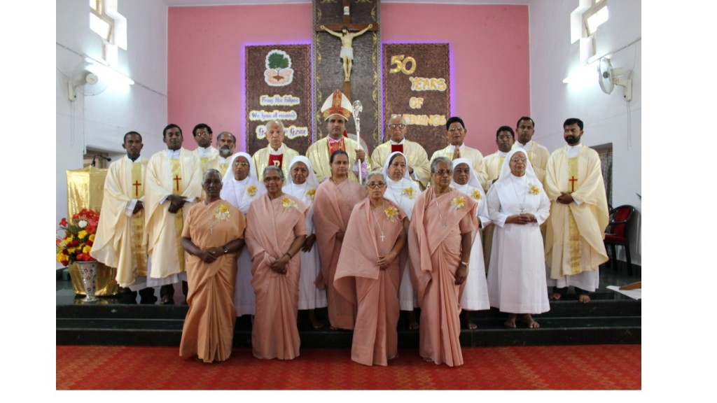 Golden Jubilee of our sisters